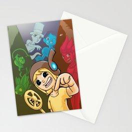 Ohmworld #1 Cover Stationery Cards