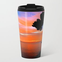 Menton Sunset Travel Mug