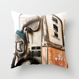 Ye Olde Pump Throw Pillow