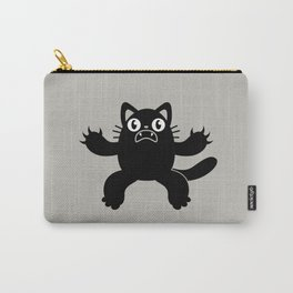 Panic Cat Carry-All Pouch