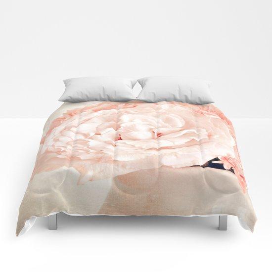 Pink Vanilla  Comforters