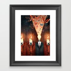 A Bright Future Framed Art Print