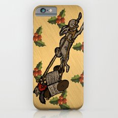 Christmas on the Nut Express iPhone 6s Slim Case