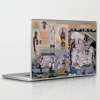 theater Laptop & iPad Skins featuring Theater by NouriHeba