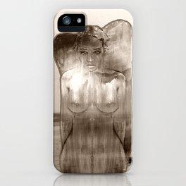 NORTHSEA ANGEL iPhone Case