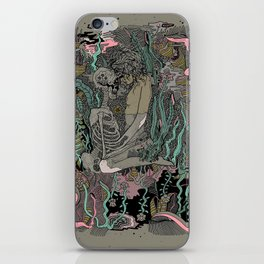 The Offering iPhone Skin