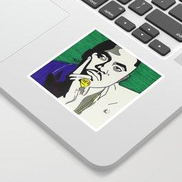 Nas (Suit) Sticker