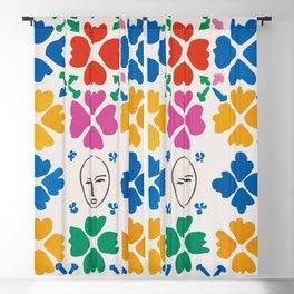 Henri Matisse: The Cut-Outs exhibition Blackout Curtain