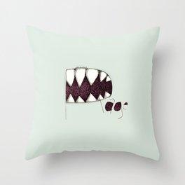 rage... Throw Pillow
