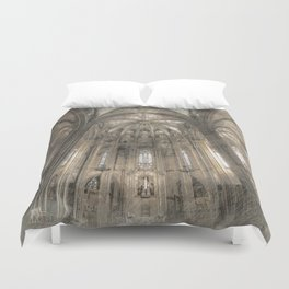 Cathedral in Duvet Cover