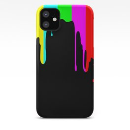 Colour Test iPhone Case