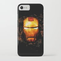 iron man iPhone & iPod Cases featuring Iron Man by Sirenphotos