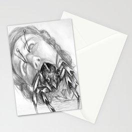 Juvenile Reanimator Stationery Cards