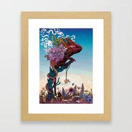 Phantasmagoria II Framed Art Print