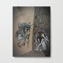 Toxic Love Metal Print