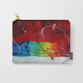 Welcome happiness Carry-All Pouch