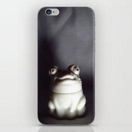 Froggie iPhone Skin