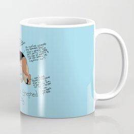 German Shepherd Coffee Mug