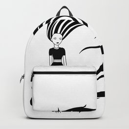 Alone In The Wind Backpack