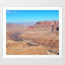 grand canyon national park photography   Art Print