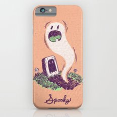 Spooky Ghostie Slim Case iPhone 6s