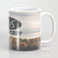5 seconds of summer Mugs featuring 5 seconds of summer sunflowers by Rose