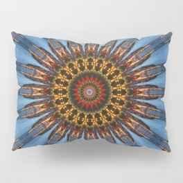 Kaleidoscope Coast at Night Pillow Sham