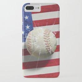 Baseball - New York, New York iPhone Case