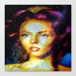 Beauty Enchantment  Canvas Print