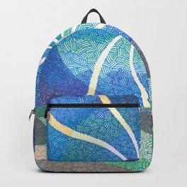 Eclipse Spirals Backpack