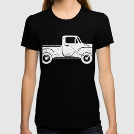 Pickup Retro Classic Car Trucker Gifts For Truck Drivers T-shirt