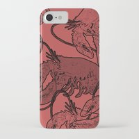 lobster iPhone & iPod Cases featuring lobster by Isabella Asratyan