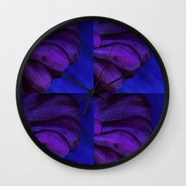 Petals redux Wall Clock