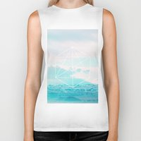 anchor Biker Tanks featuring Anchor by 83 Oranges™