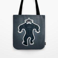 Triclops Tote Bag