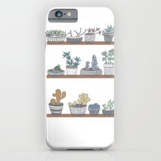 Quirky Succulents Slim Case iPhone 6