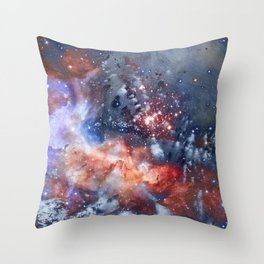 γ Phekda Throw Pillow