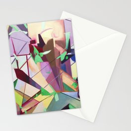 Color of Space Stationery Cards