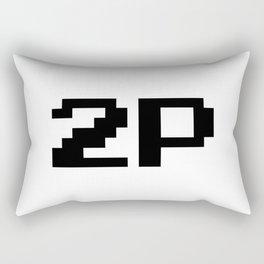 Player Two 2P Rectangular Pillow