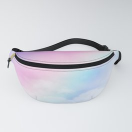 Pretty Rainbow Fanny Pack