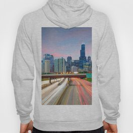 Chicago 02 - USA Hoody
