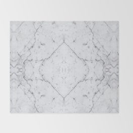 Marble Pattern  Throw Blanket