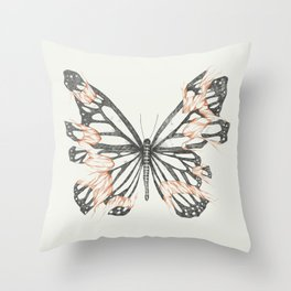 A Moment of An Ending Throw Pillow