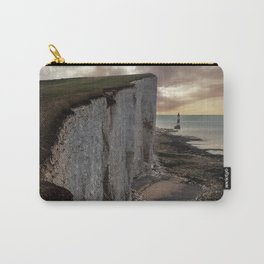 White Cliffs of England Carry-All Pouch