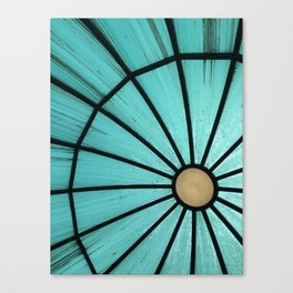 Cathedral Ceilings Canvas Print