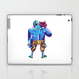 Off to the beach Laptop & iPad Skin