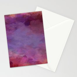 Power clouds. Stationery Cards
