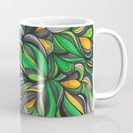 yellow silence...  Coffee Mug