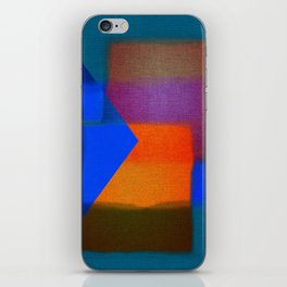 Abstract-art in colors iPhone Skin