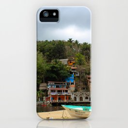 Dreamy Mexican Beach Day iPhone Case